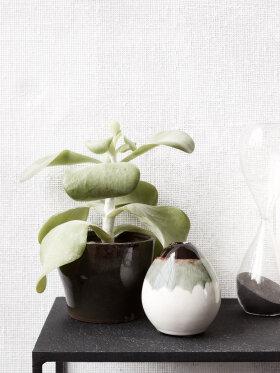House Doctor - Baby Vase, Mokka