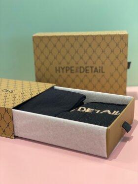 Hype The Detail - Logo Box, Sort