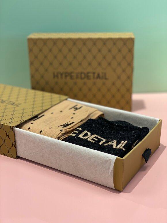 Hype The Detail - Logo Box, Golden