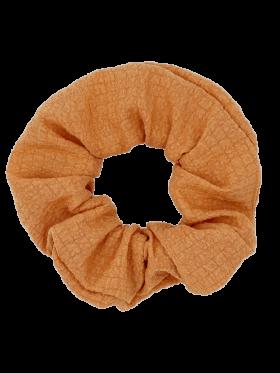 ByStær - Wilma Scrunchie, Støvet Orange