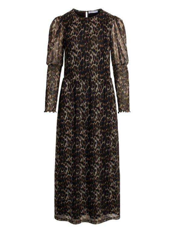 Co couture - Nabia Animal Mesh, Kjole